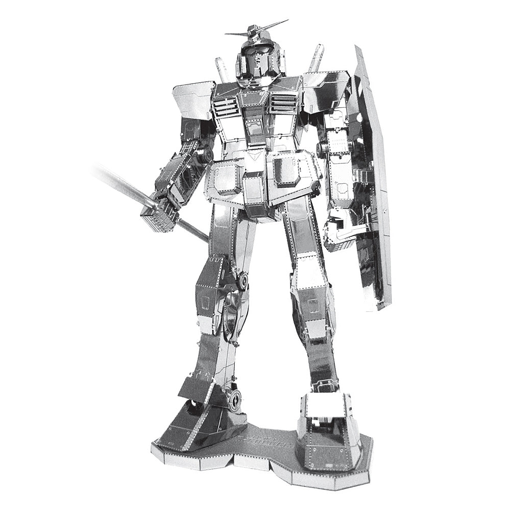 Fascinations Metal Earth 3D ICONX Laser Cut Model Gundam