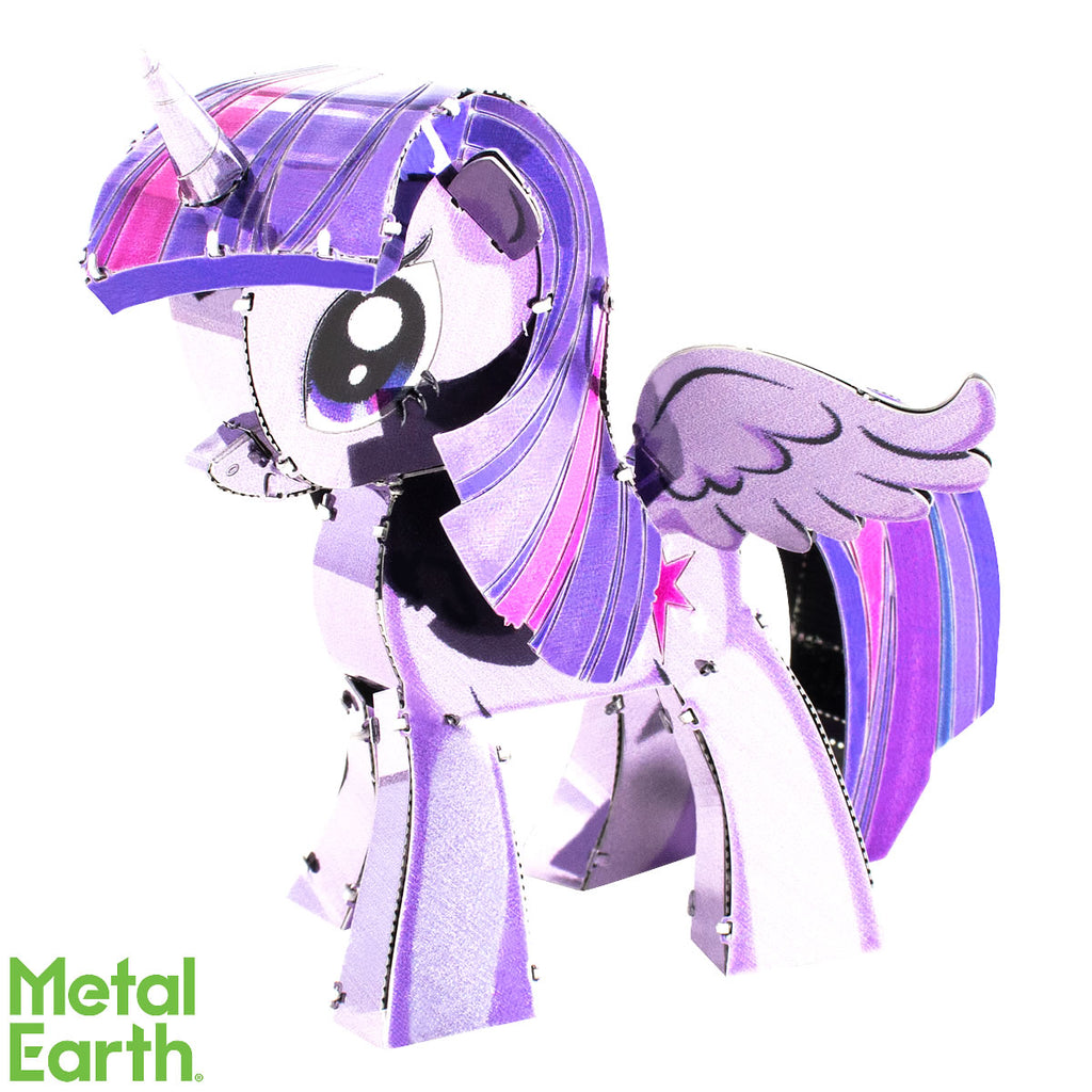 Fascinations Metal Earth 3D Laser Cut Model Kit My Little Pony - Twilight Sparkle