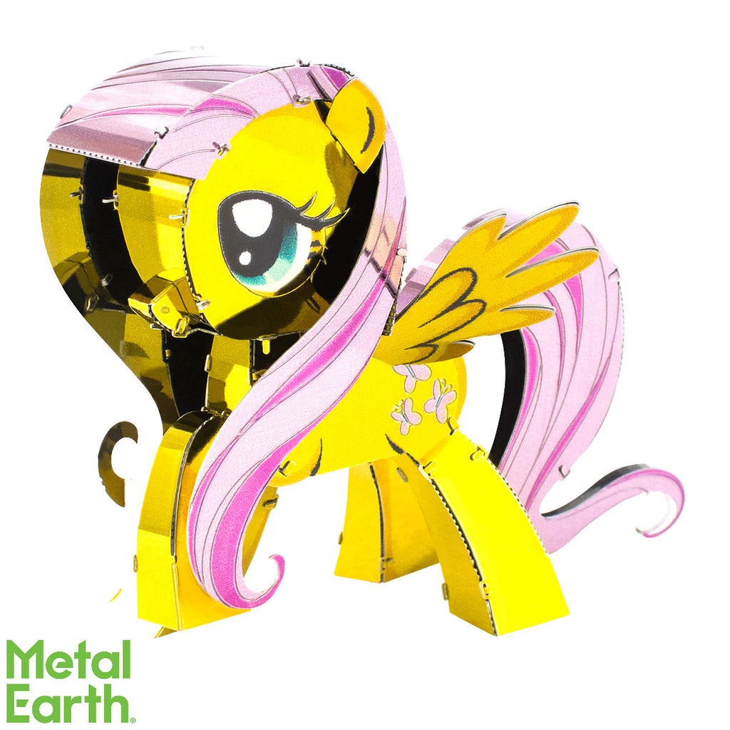 Fascinations Metal Earth 3D Laser Cut Model Kit My Little Pony - Fluttershy