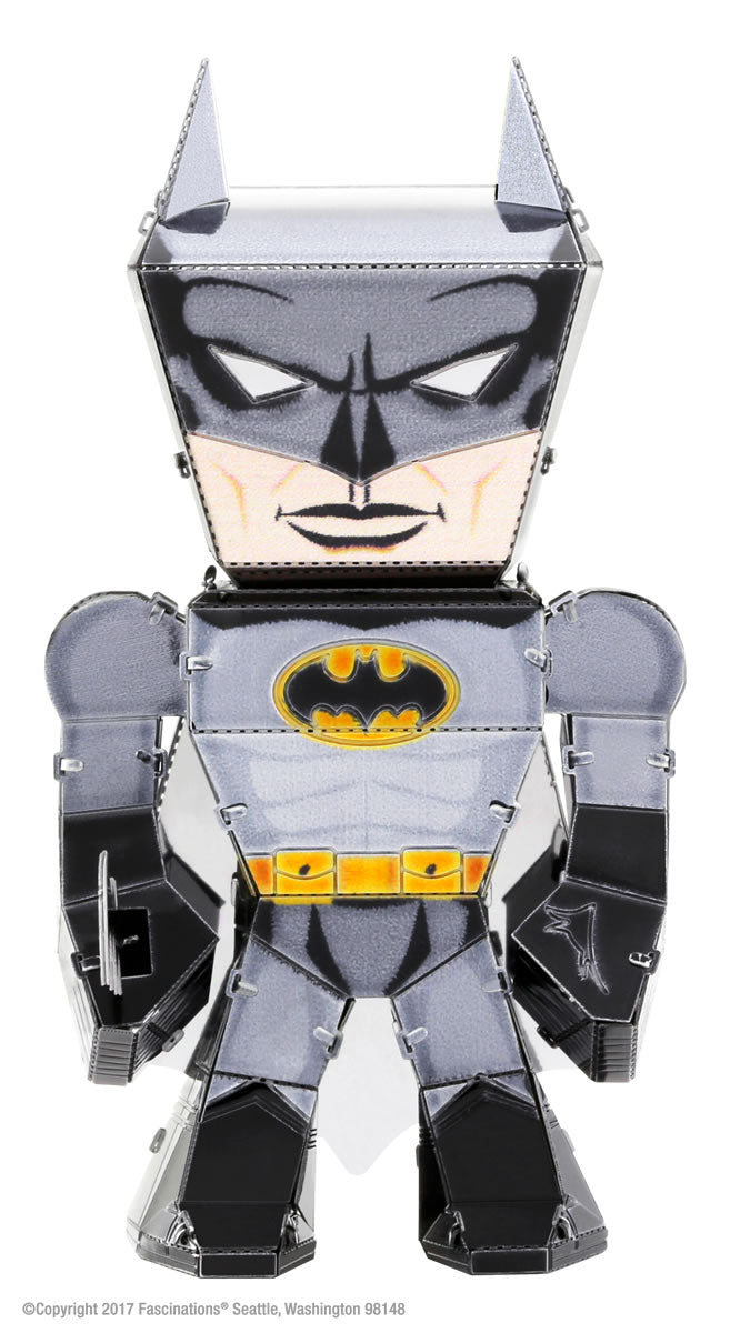Metal Earth Legends Mini Caricature Model - Batman
