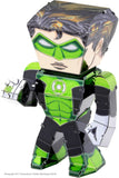 Metal Earth Legends Mini Caricature Model - Green Lantern