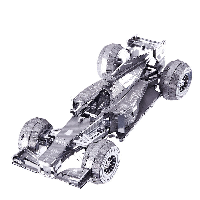 Piececool 3D Laser Cut Steel Model Building Kit - Racing Car