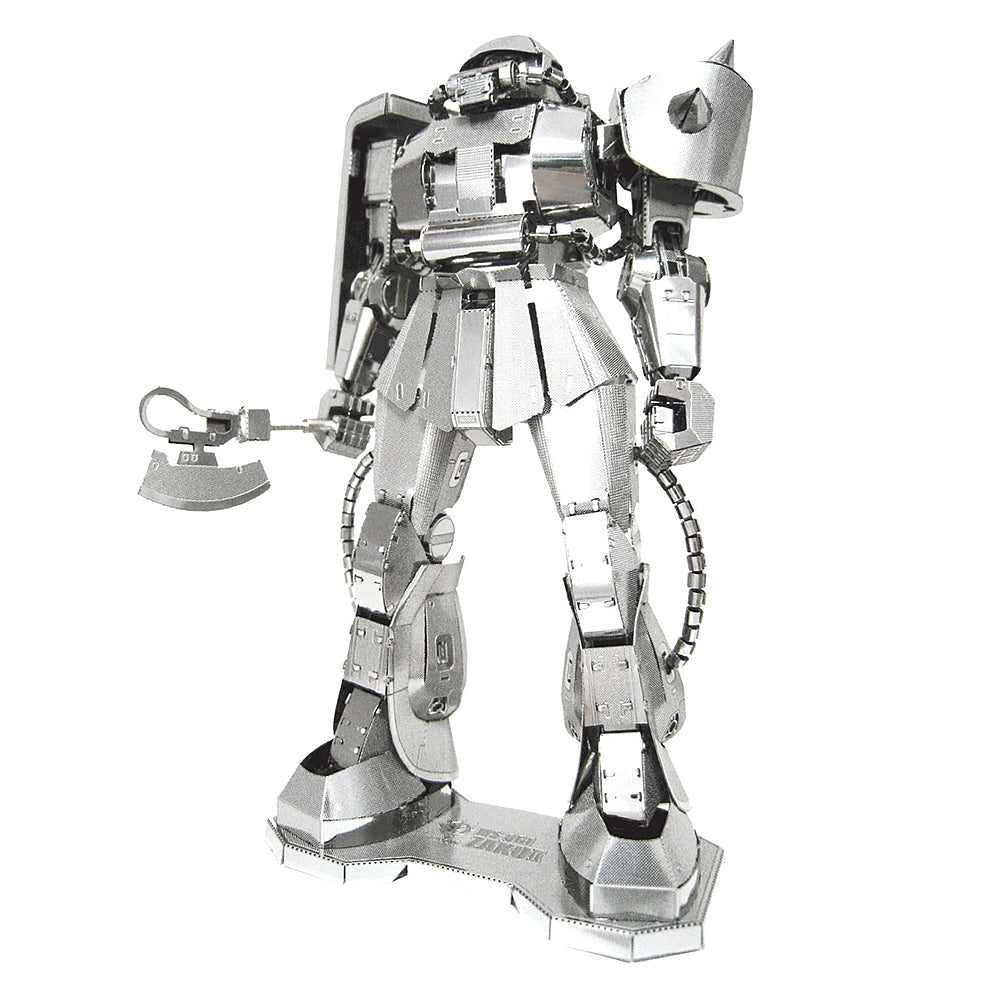 Fascinations Metal Earth 3D ICONX Laser Cut Model Zaku II