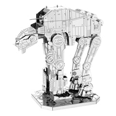 Fascinations Metal Earth 3D Laser Cut Model Kit Star Wars Last Jedi AT-M6 Heavy Assault Walker