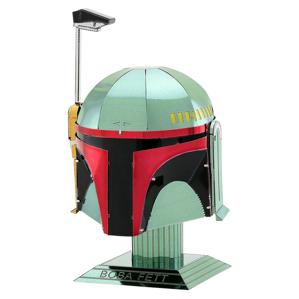 Fascinations Metal Earth 3D Model Kit - Star Wars - Boba Fett Helmet