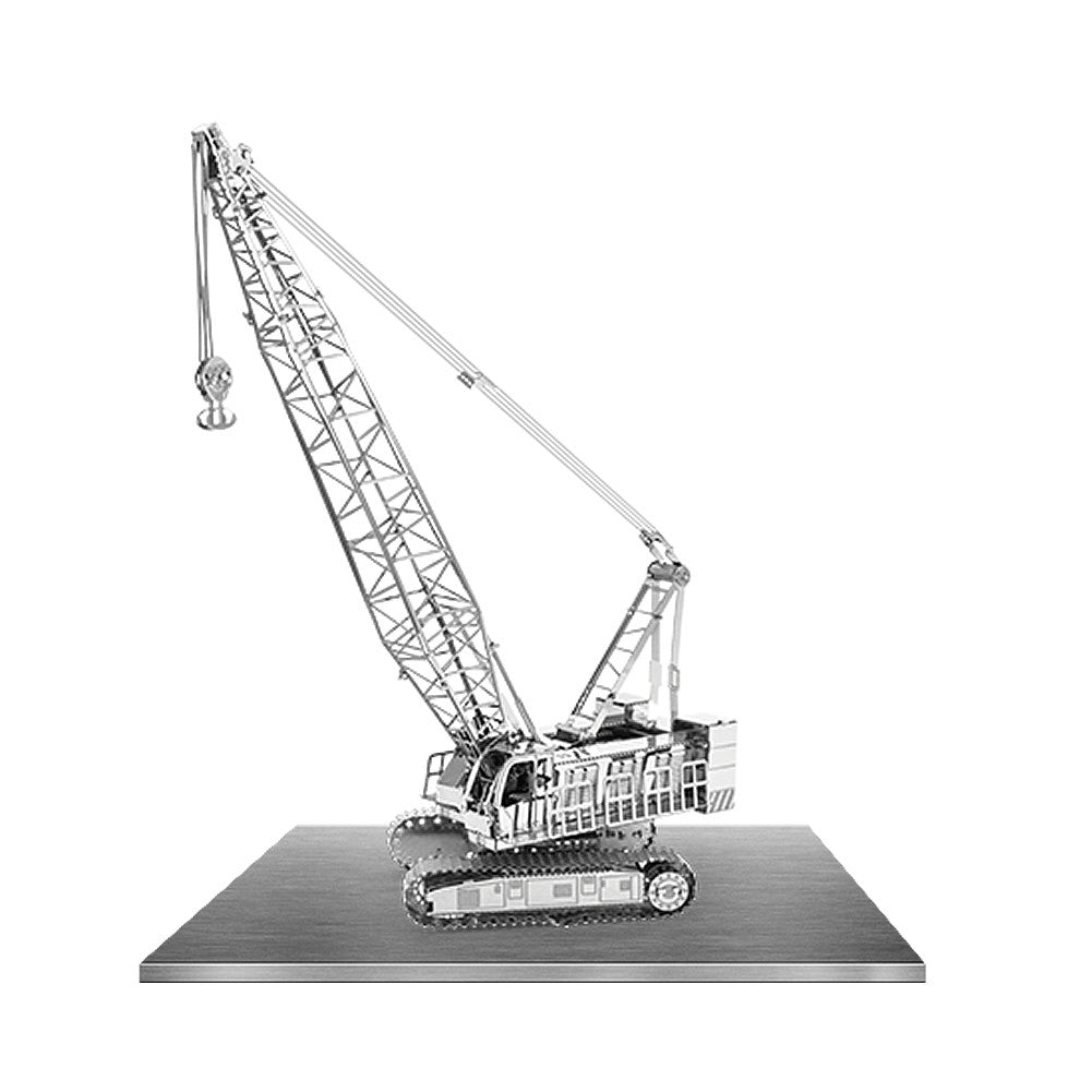 Fascinations Metal Earth 3D Laser Cut Model Kit Construction Crawler Crane