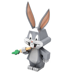 Metal Earth Warner Brothers Looney Tunes Model Kit - Bugs Bunny