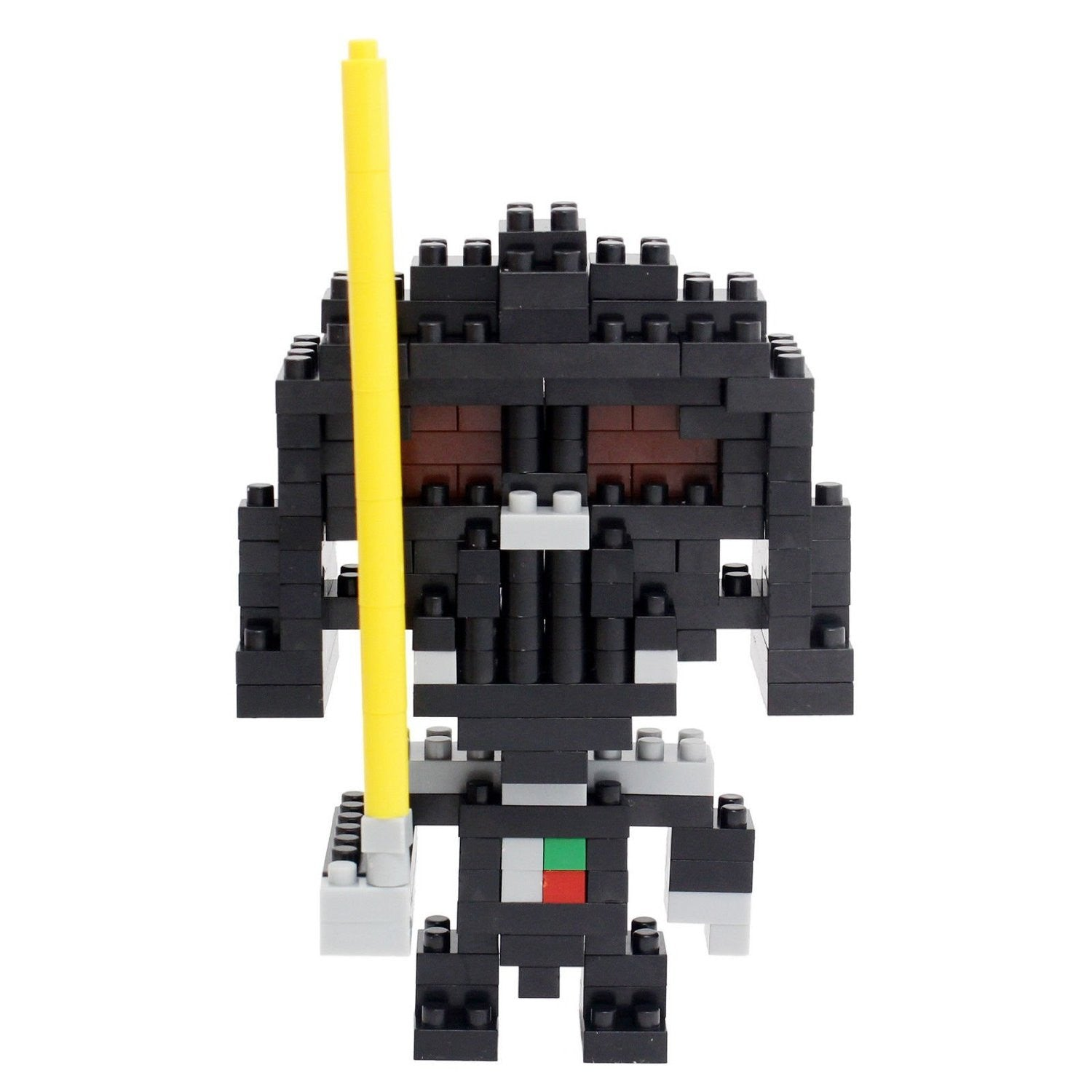 LOZ Diamond Blocks Star Wars Gift Series Nano Block 180 Piece Building Set - Darth Vader