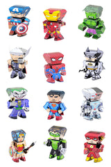 Metal Earth Legends Mini Caricature Models - SET OF 12 KITS
