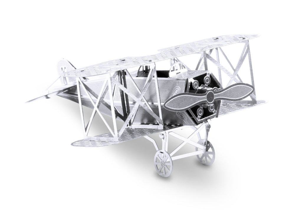 Metal Earth 3D Laser Cut Model Fokker D-VII Plane