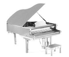 Metal Earth 3D Laser Cut Model Grand Piano Music
