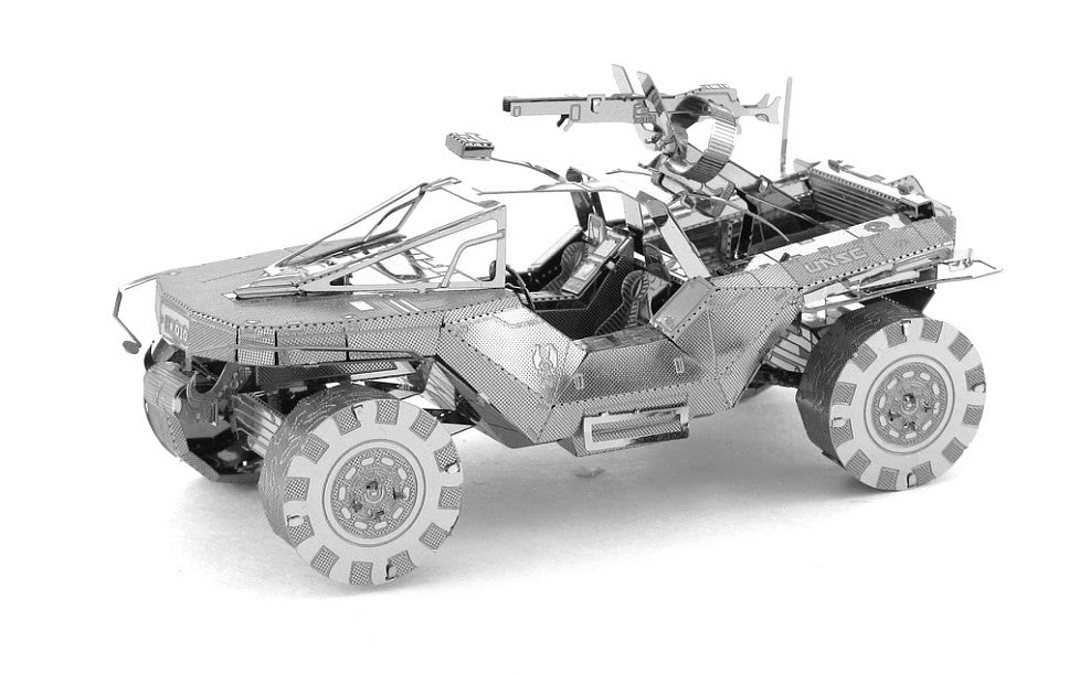 Metal Earth 3D Laser Cut Model Halo UNSC Warthog