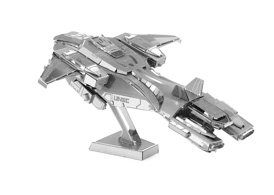 Metal Earth 3D Laser Cut Model Halo UNSC Pelican