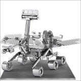 Metal Earth 3D Laser Cut Models Apollo Lunar Module AND Mars Rover SET OF 2