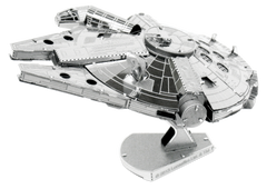 Metal Earth 3D Laser Cut Model Star Wars Millennium Falcon