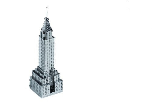 Metal Earth 3D Laser Cut Model Chrysler Building