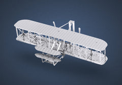 Metal Earth 3D Laser Cut Model Wright Brothers Airplane