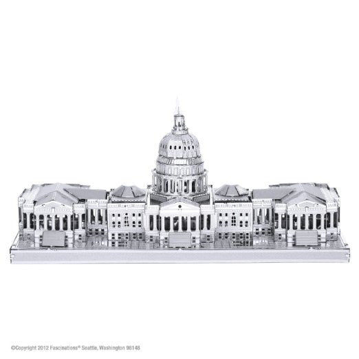 Metal Earth 3D Laser Cut Model US Capitol Buiding