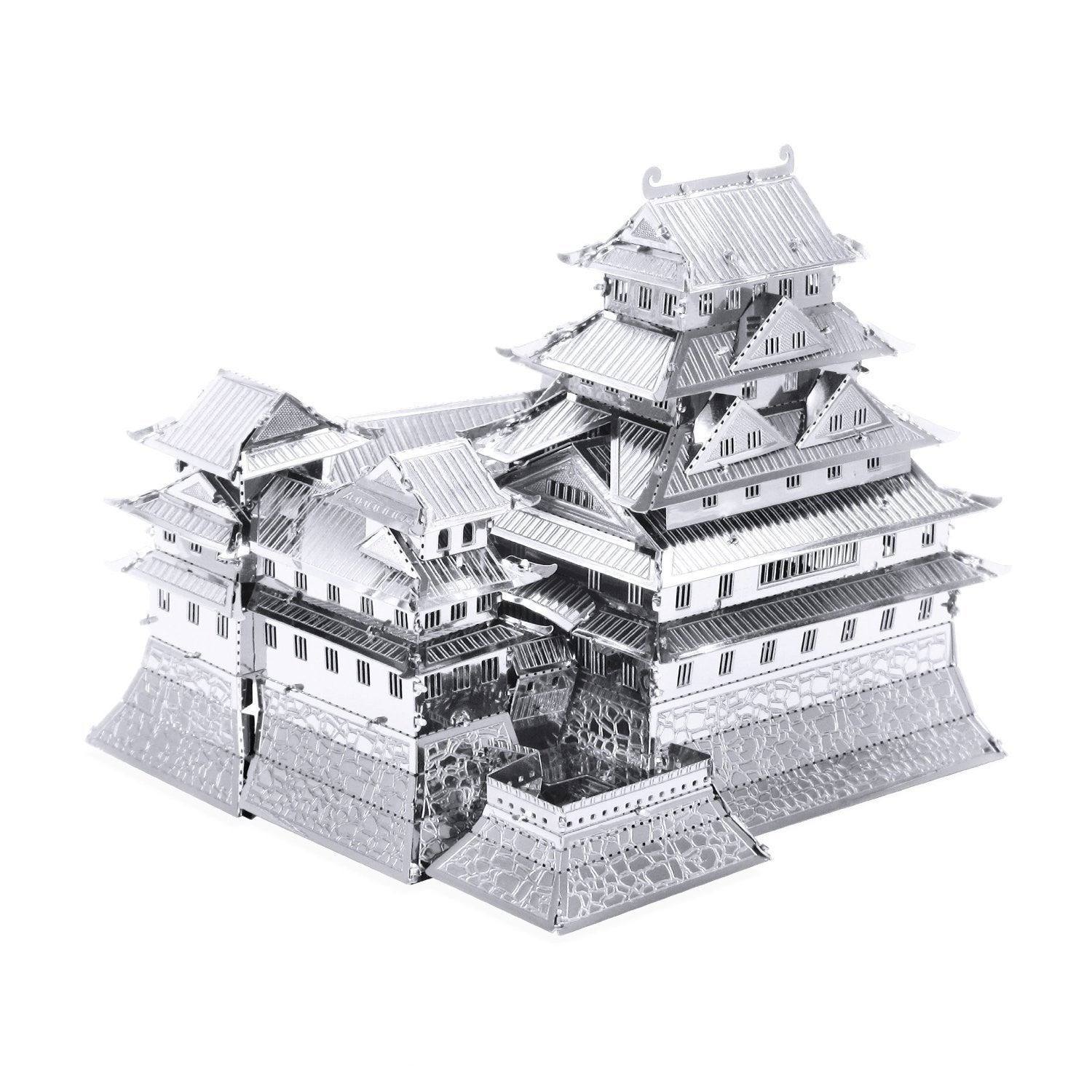 Metal Earth 3D Laser Cut Model Himeji Castle