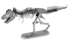 Fascinations Metal Earth 3D Laser Cut Model T Rex Skeleton T-Rex Dinosaur