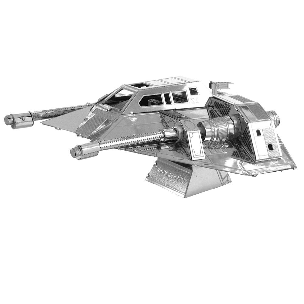 Metal Earth 3D Laser Cut Model Kit Star Wars Snowspeeder