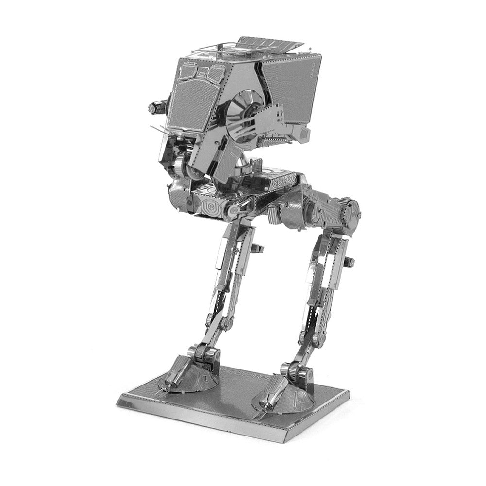 Metal Earth 3D Laser Cut Model Kit Star Wars AT-ST