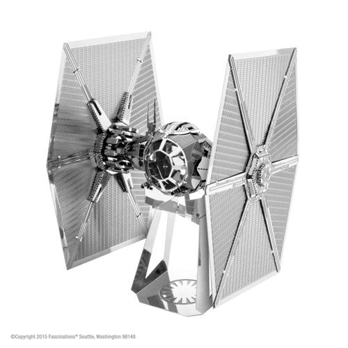 Metal Earth 3D Laser Cut Model Star Wars Special Forces Tie Fighter