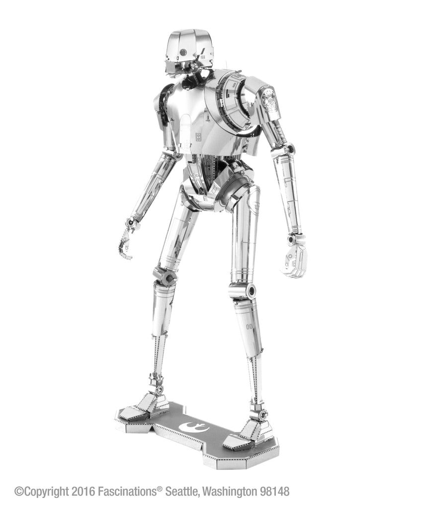 Metal Earth 3D Laser Cut Model Kit Star Wars Rogue One K-2SO