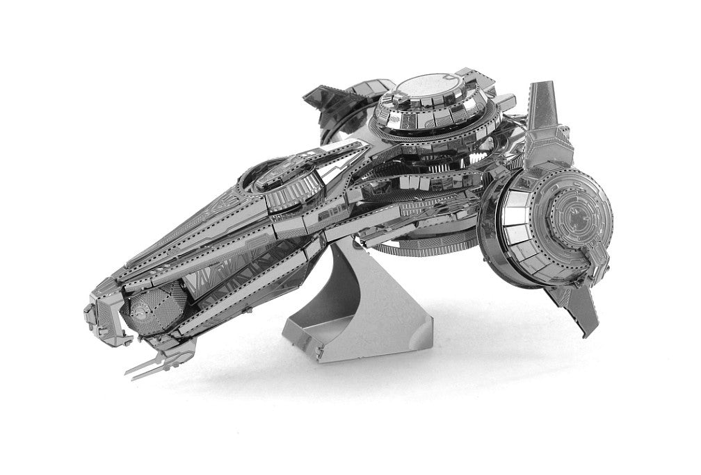 Fascinations Metal Earth 3D Laser Cut Model Halo Forerunner Phaeton