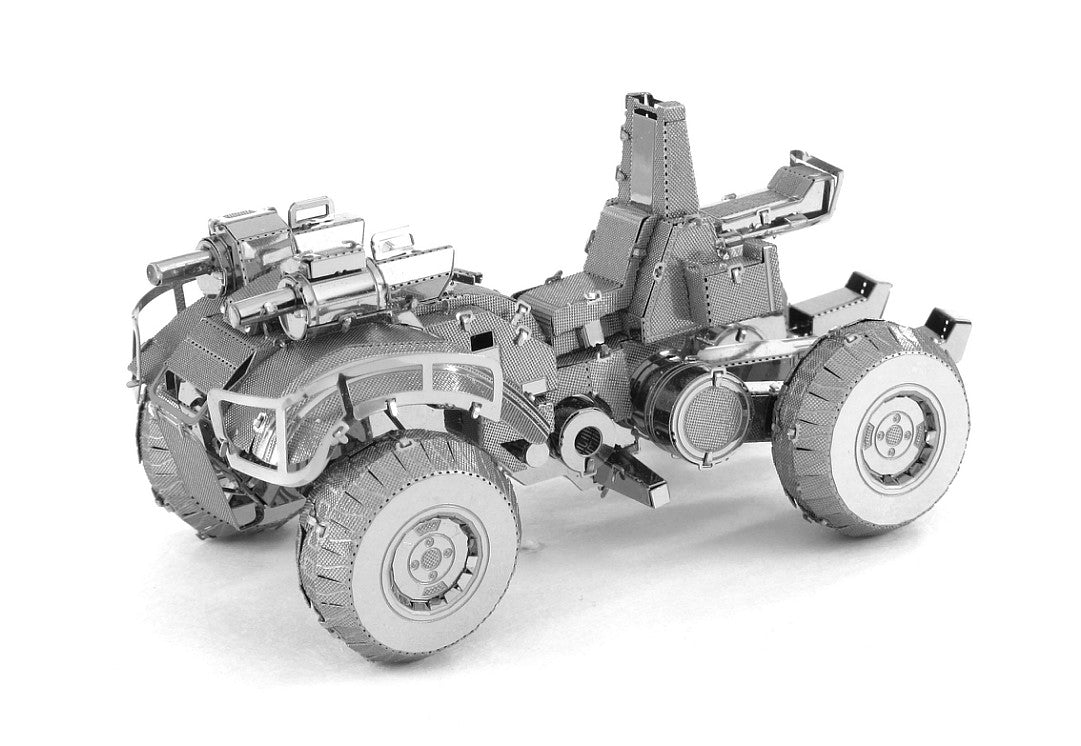 Fascinations Metal Earth 3D Laser Cut Model Halo UNSC Gungoose