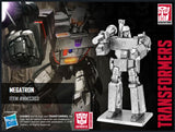 Metal Earth 3D Laser Cut Model Transformers Megatron