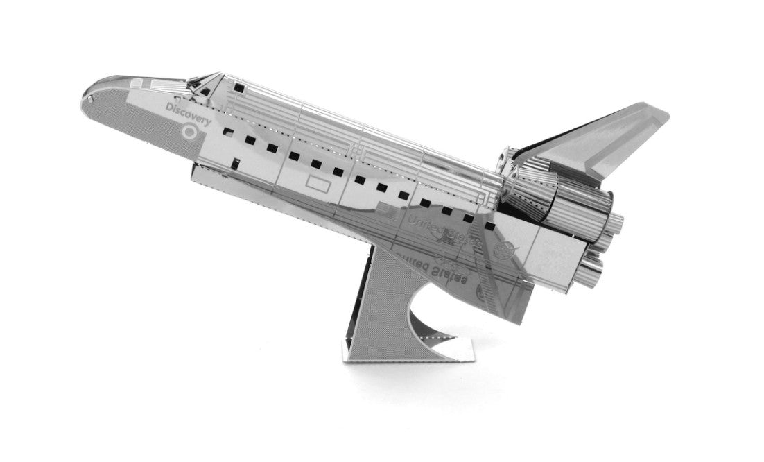 Metal Earth 3D Laser Cut Model Space Shuttle Discovery