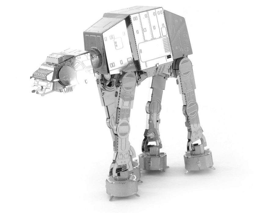 Metal Earth 3D Laser Cut Model Star Wars AT-AT