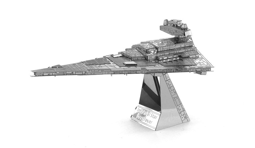 Metal Earth 3D Laser Cut Model Star Wars Imperial Star Destroyer