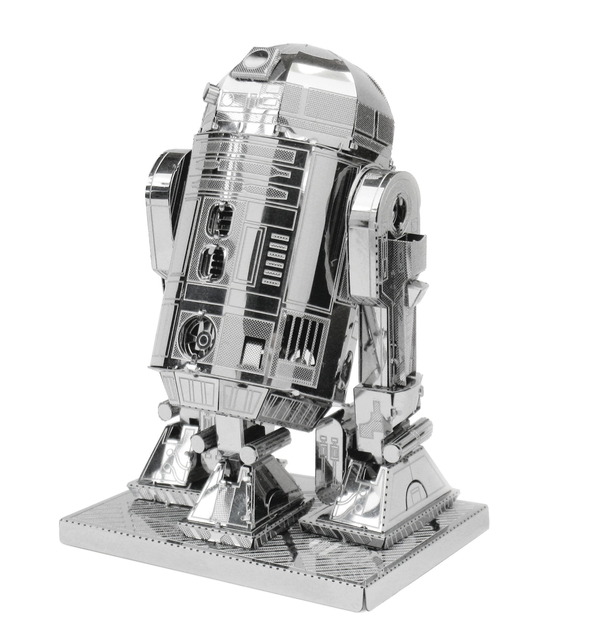 Metal Earth 3D Laser Cut Model Star Wars R2-D2