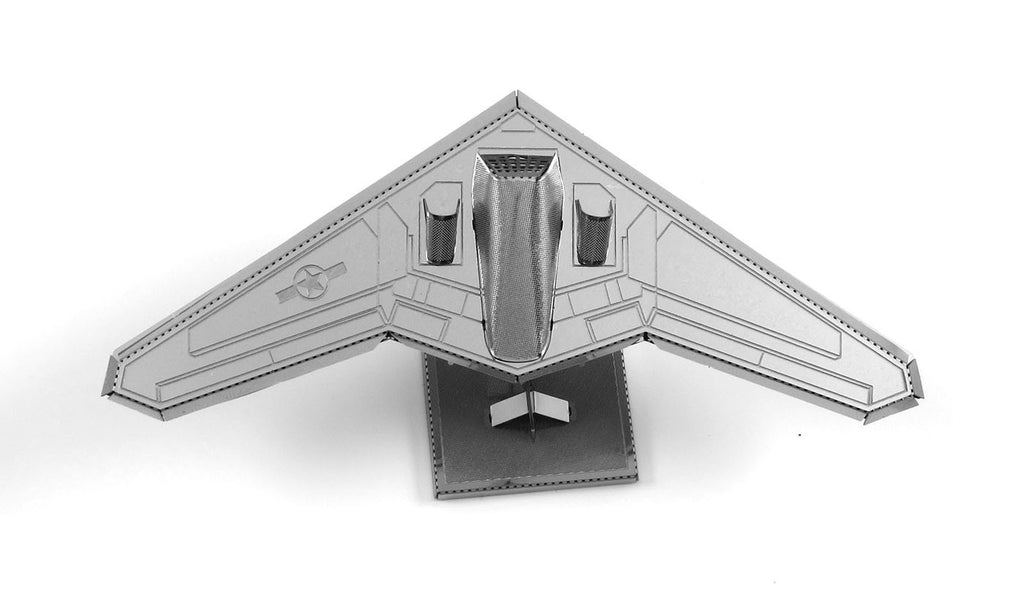 Metal Earth 3D Laser Cut Model RQ170 Sentinel Stealth Bomber