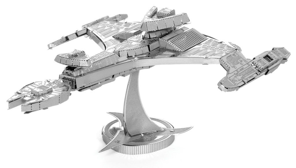 Metal Earth 3D Laser Cut Model Star Trek Klingon Vor'cha