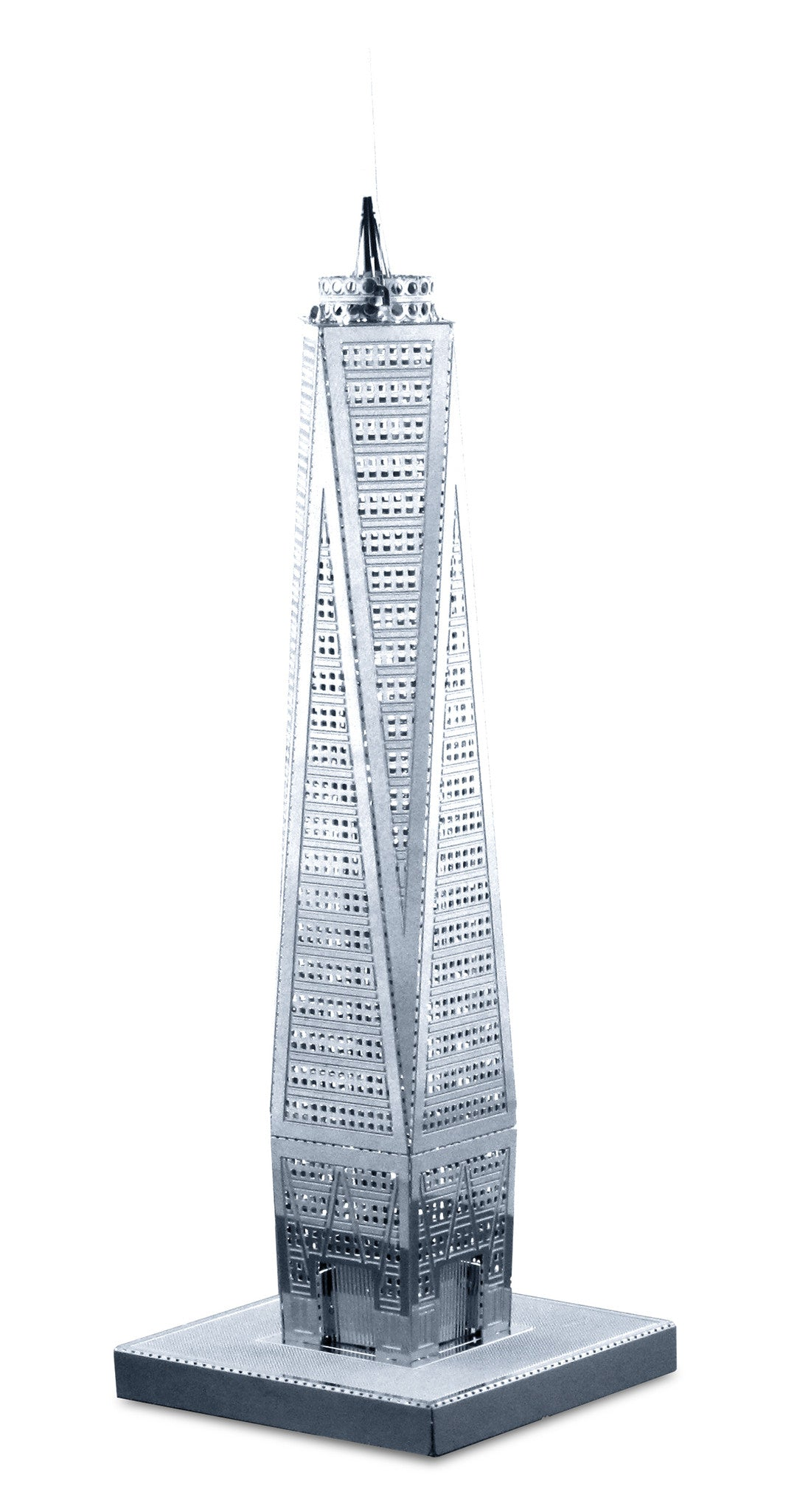 Metal Earth 3D Laser Cut Model One World Trade Center