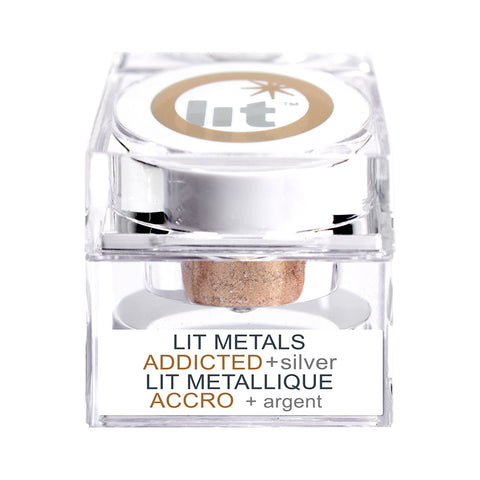 Lit Metals - Addicted Silver