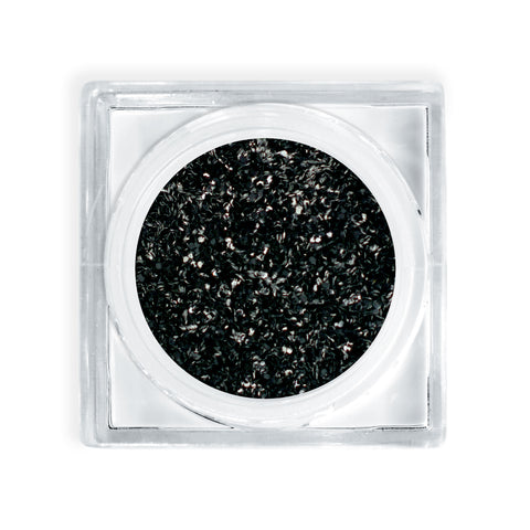 Back in Black Size #4 Glitter (Solid)