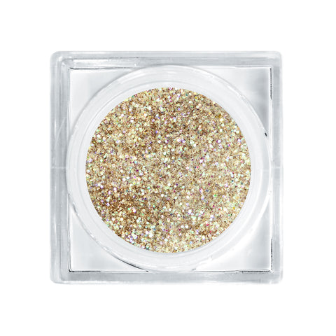 Champagne Wishes Size #2 Glitter (Solid)