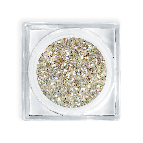 Champagne Wishes Size #4 Glitter (Solid)