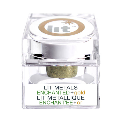 Lit Metals - Enchanted Gold