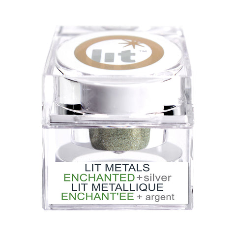 Lit Metals - Enchanted Silver