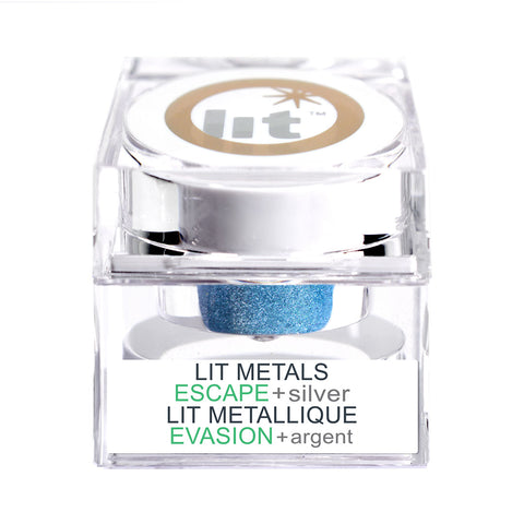 Lit Metals - Escape + Silver