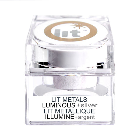 Lit Metals - Luminous + Silver