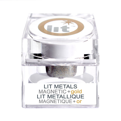 Lit Metals - Magnetic Gold