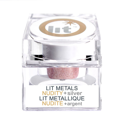 Lit Metals - Nudity + Silver
