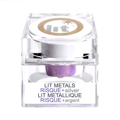 Lit Metals - Risque + Silver