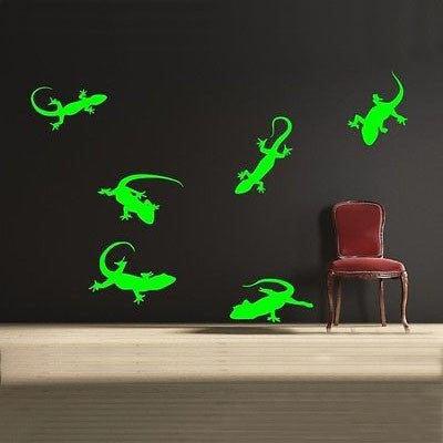 Lizard Wall Decal By Decor Designs Decals